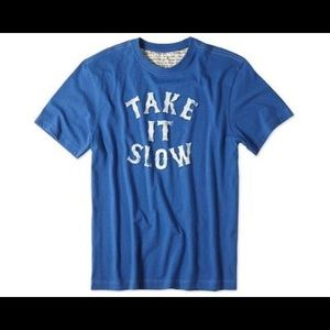 """NEW Life is Good """"Take It Slow"""" Tee"""